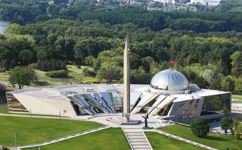Kudy shodyty v Minsku 1