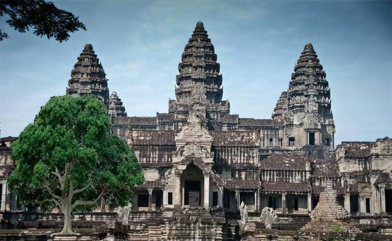 Pamyatky Kambodzhi 1