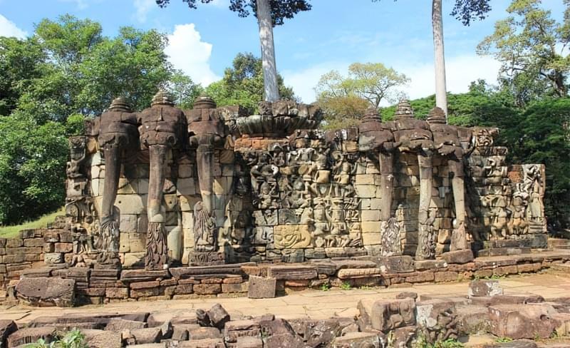 Pamyatky Kambodzhi 4