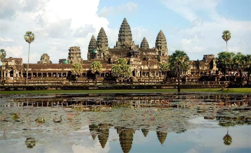 Pamyatky Kambodzhi