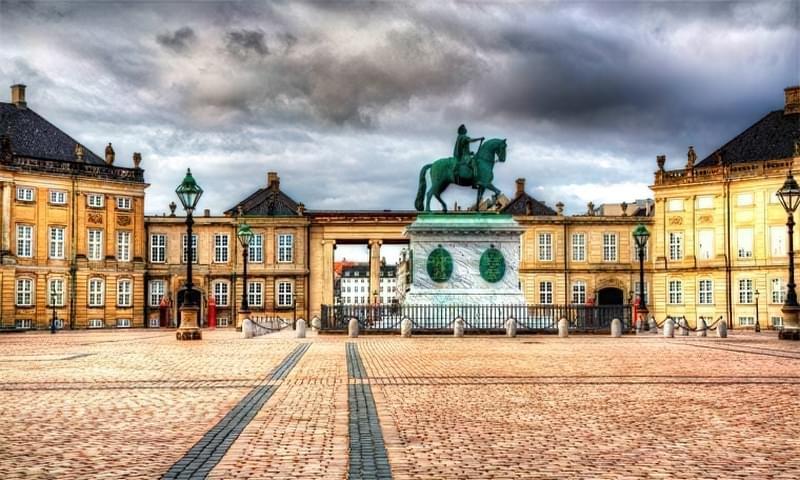 Pamyatky Kopengagena 1