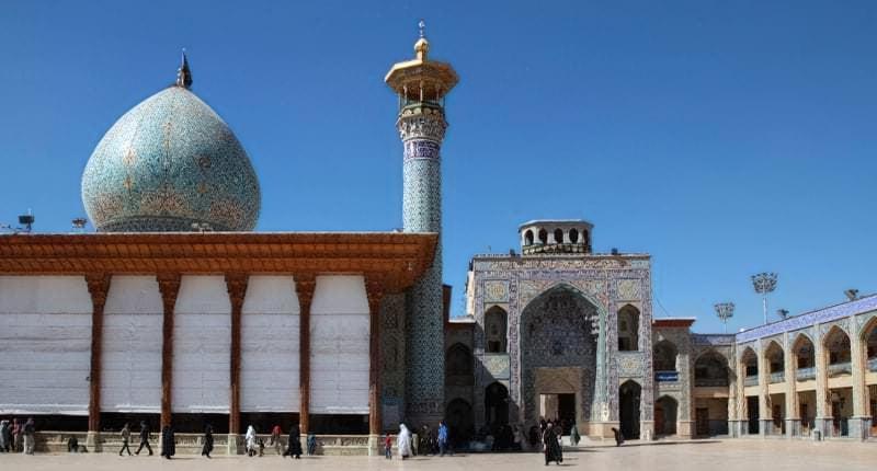 Samostijna podorozh v Iran 1
