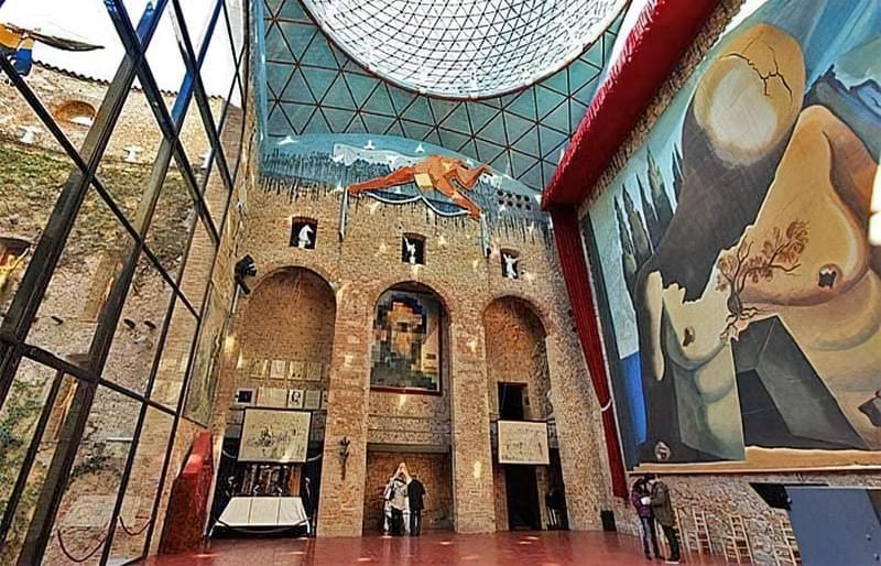 muzej Salvadora Dali v Figerasi 2