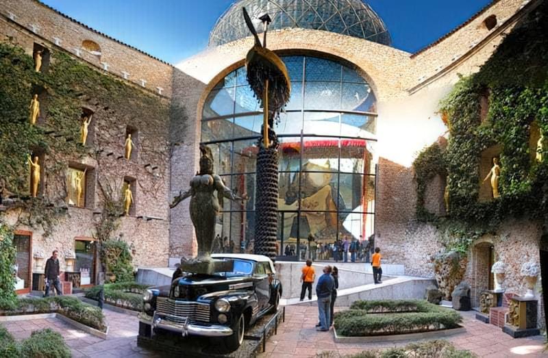 muzej Salvadora Dali v Figerasi 3