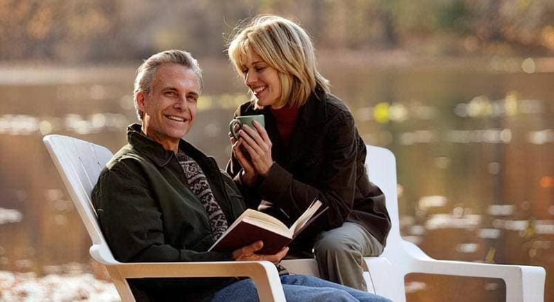 Чоловік істотно старший від жінки: 7 труднощів відносин 1