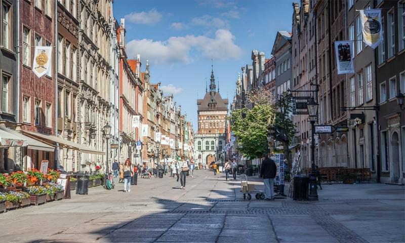 Pamyatky Gdanska 1