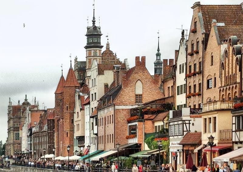 Pamyatky Gdanska