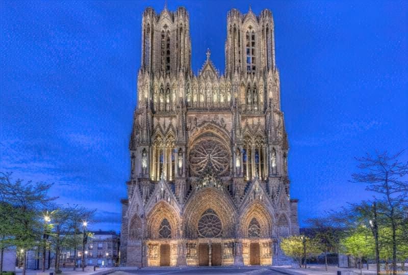 Prekrasni gotychni hramy YEvropy 1