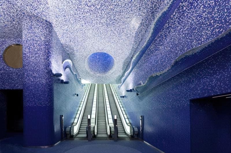 Stantsiyi metro yak tvory mystetstva 1