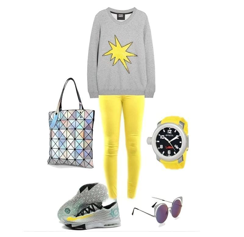 Як і з чим носити одяг жовтого кольору? 3