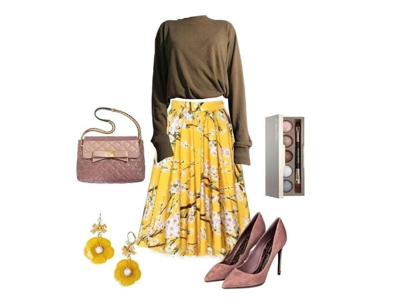 Як і з чим носити одяг жовтого кольору? 4