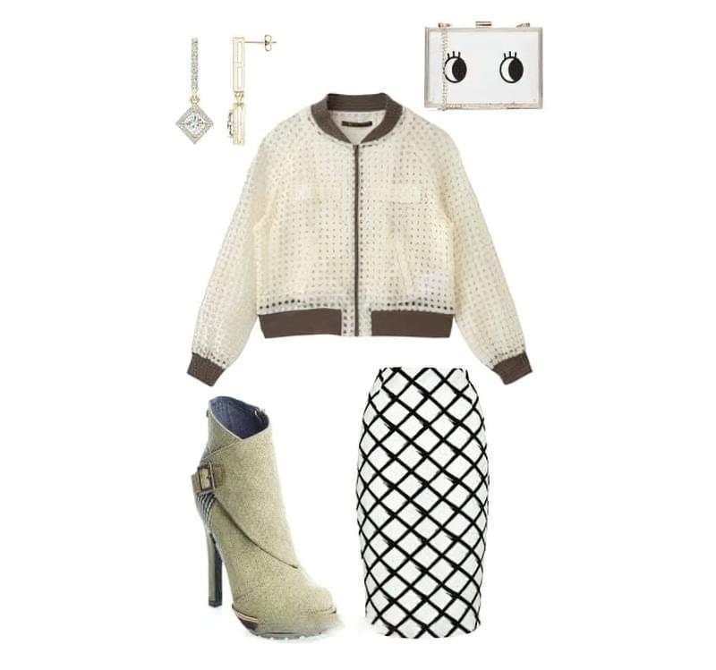 Модний тренд: білі ботильйони! З чим їх носити? 4