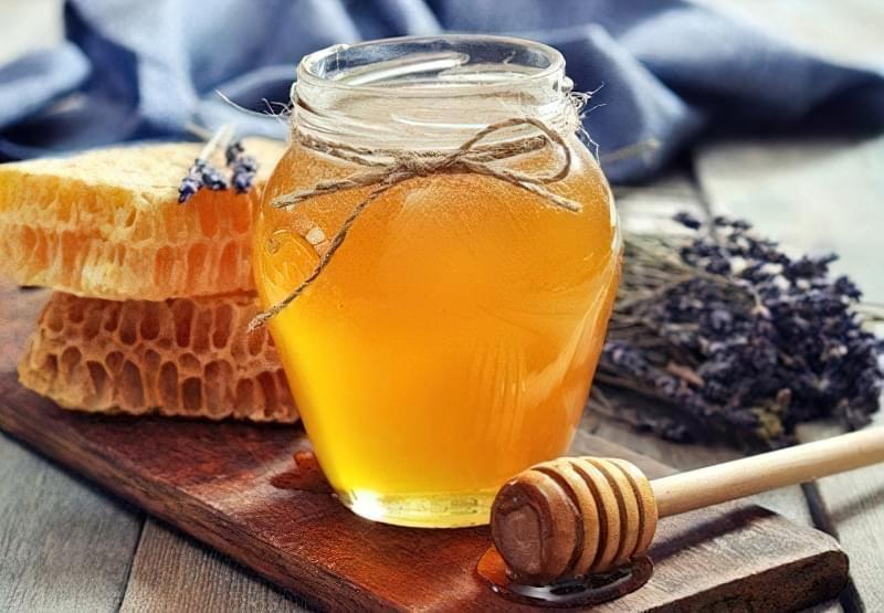 Medova voda na golodnyj shlunok vrantsi