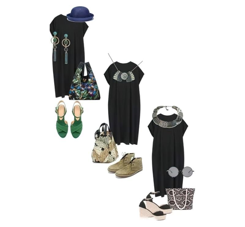 Яке підібрати базове плаття: фасон, колір, довжина 2