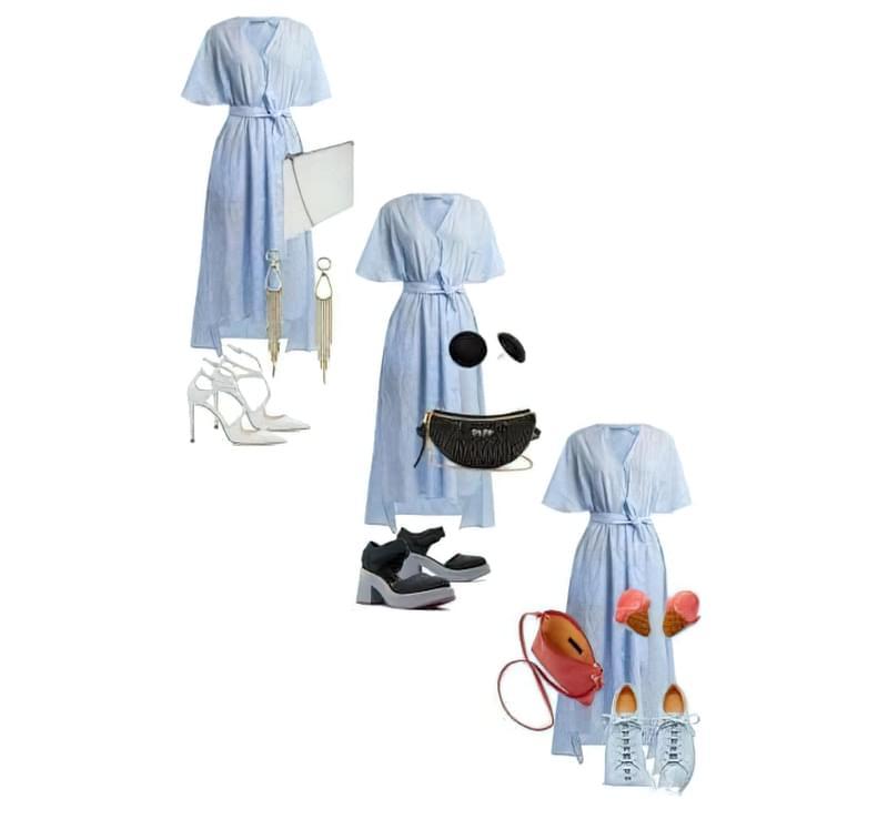 Яке підібрати базове плаття: фасон, колір, довжина 3