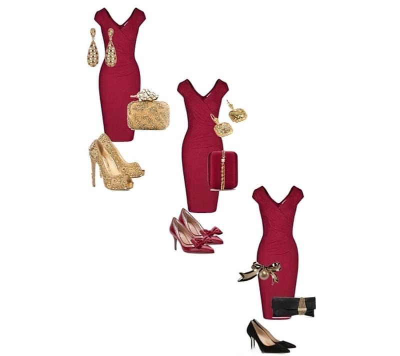 Яке підібрати базове плаття: фасон, колір, довжина 5