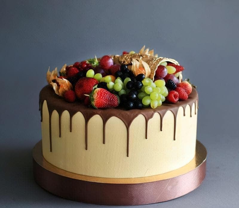 Dekor torta 1