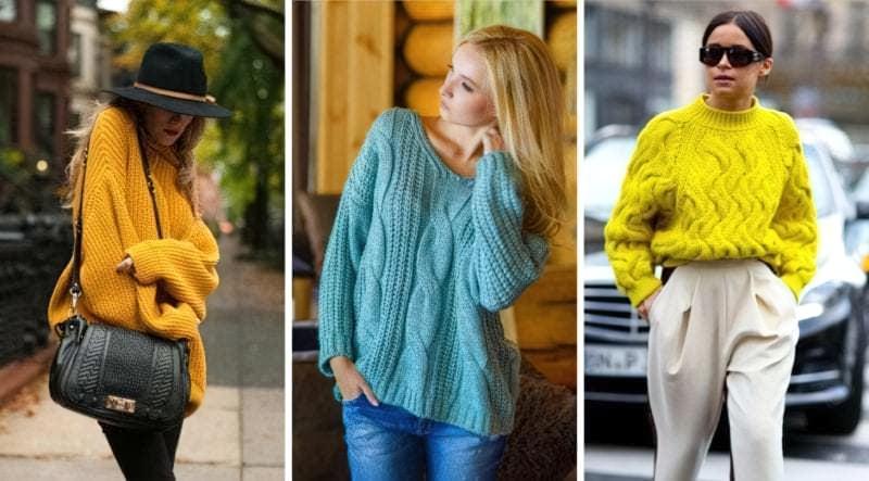 Модні светри прийдешньої холодної пори 1