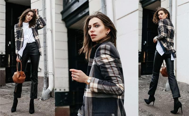 З чим можна носити піджак в клітку: цікаві ідеї 4