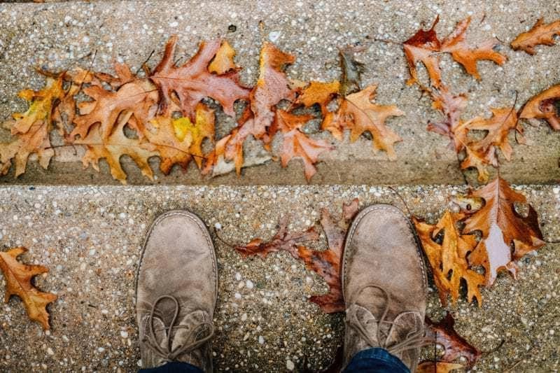 Взуття з нубука