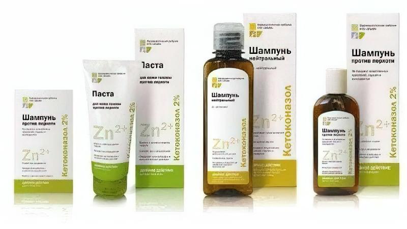Лікувальні склади для усунення лущення шкіри голови