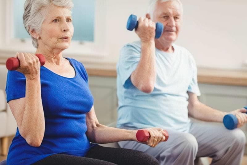 Як допомогти літнім батькам підтримувати здоров'я 1