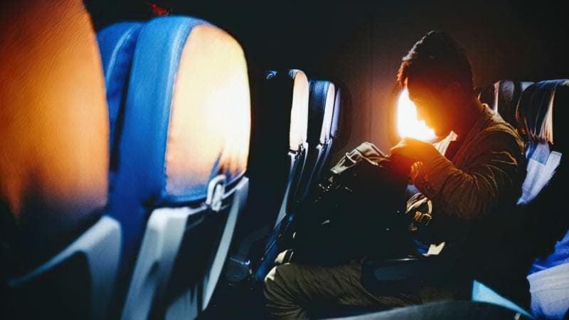 Пасажир літака