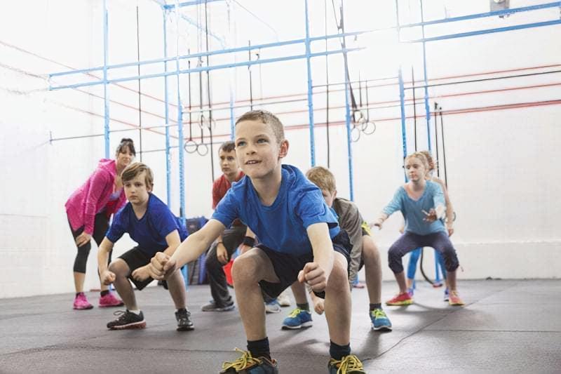 Dytyachyj sport i fitnes