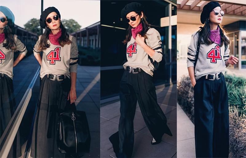 Kovbojskyj styl v odyazi 1