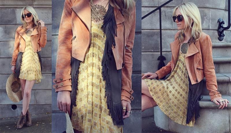 Ковбойський стиль в одязі - ідеї образів для дівчат 1