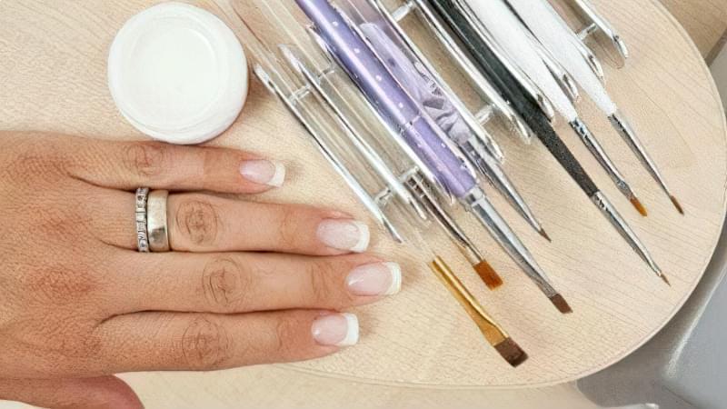 Засоби і способи для освітлення нігтьової пластини