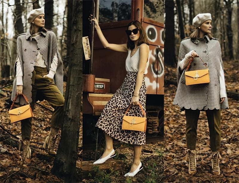З чим носити жовту сумку? 1