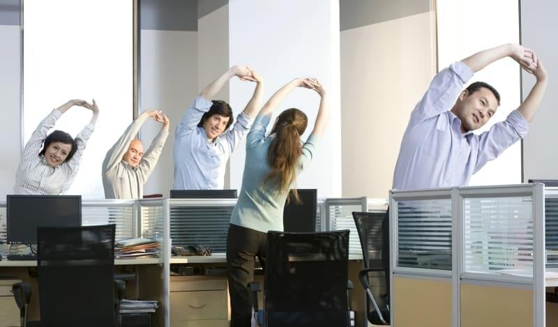 Як робити прості і корисні розминки, якщо ви працюєте в офісі 2