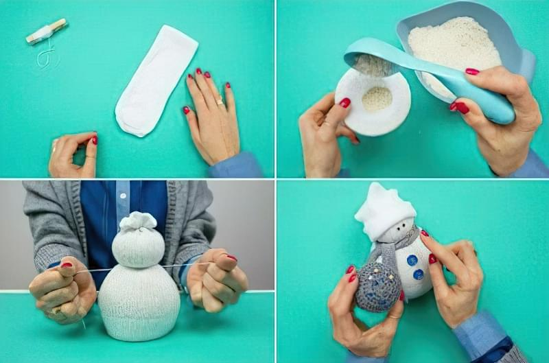 Виготовлення іграшки-антистрес для заспокоєння