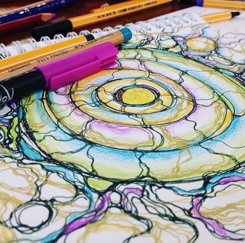 Нейрографіка – малювання, яке зцілює і оновлює 4