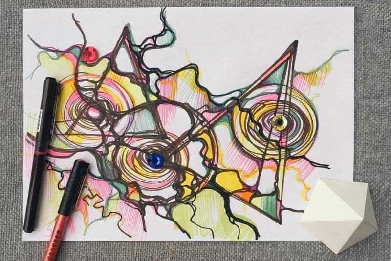 Нейрографіка – малювання, яке зцілює і оновлює 2