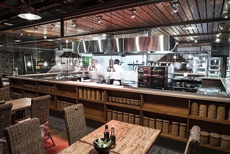 Ресторани та кафе для відвідувачів ТРЦ Gulliver 1