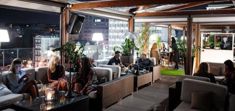Ресторани та кафе для відвідувачів ТРЦ Gulliver 2