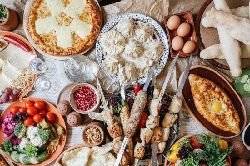 Najkorysnishi gruzynski stravy