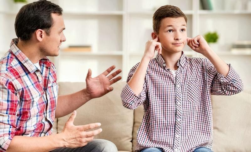 Чому син і вітчим часто не ладнають між собою? 1