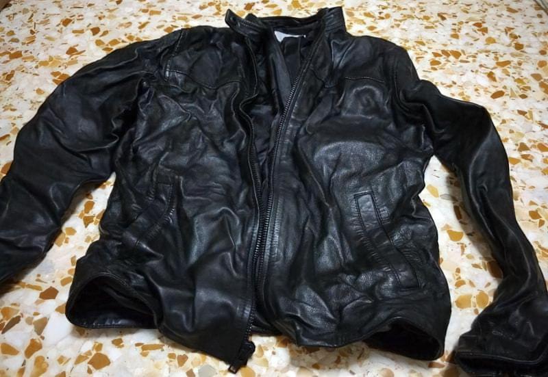 9 ефективних способів розгладити м'яту шкіряну куртку 4