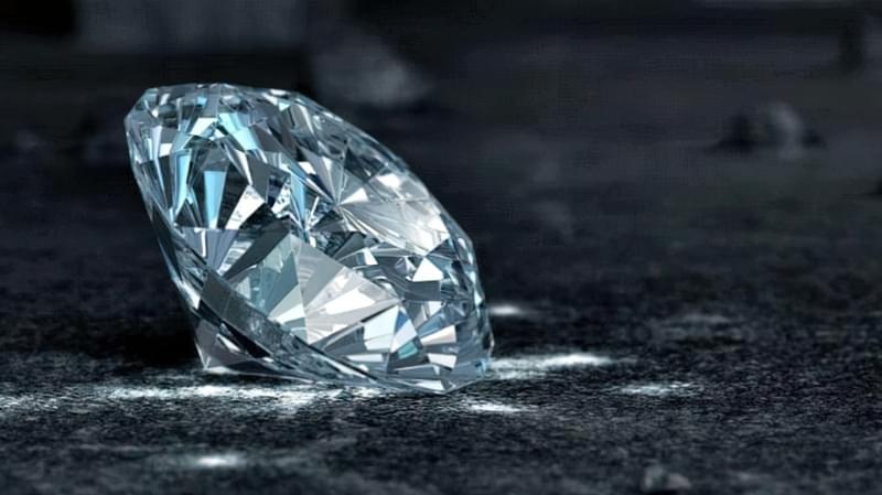 CHy mozhna vidriznyty diamant vid pidrobky na oko