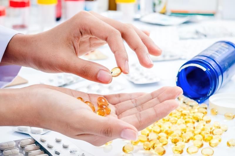 Dlya chogo pryjmayut omega 3 i vitamin D