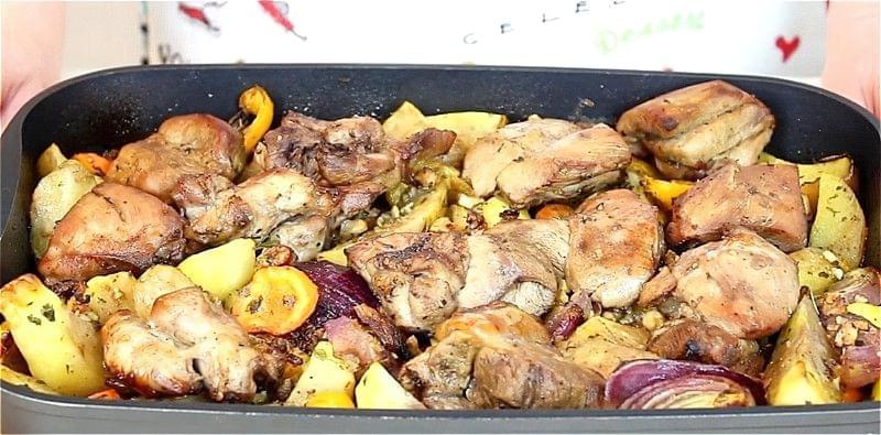 Як смачно приготувати філе індички в духовці 3