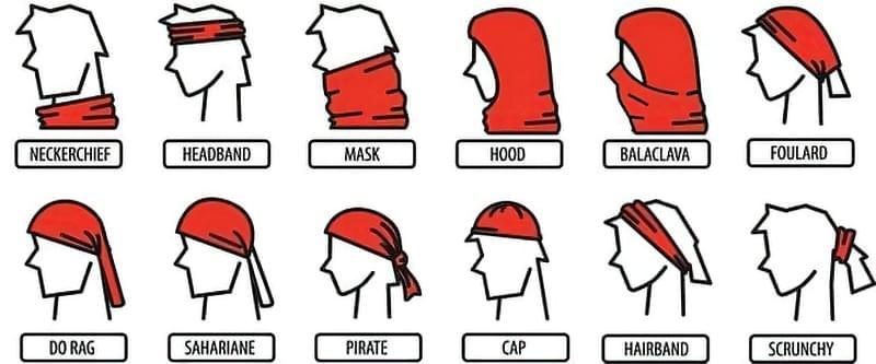 Що таке баф і як його правильно носити? 2