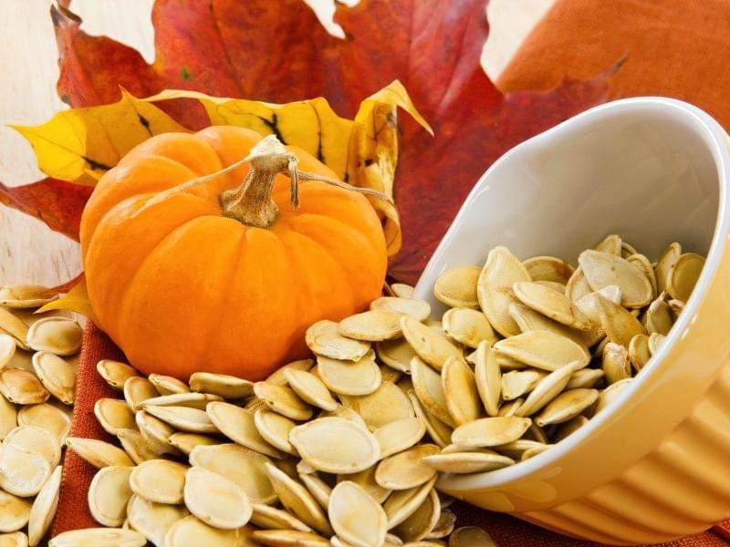 Застосування сирого гарбузового насіння допоможе боротися із захворюваннями і підвищити імунітет