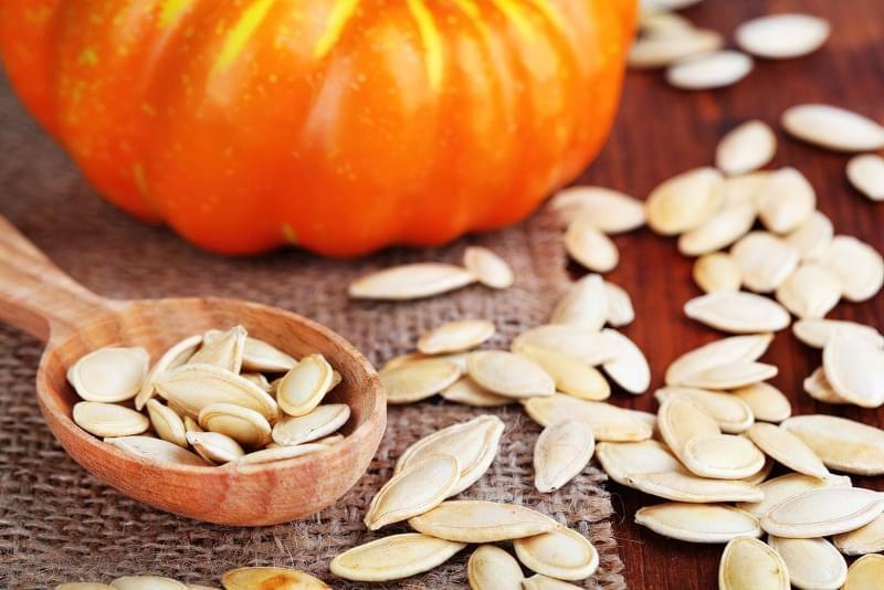 Перед вживання насіння гарбуза в їжу радьтеся зі своїм дієтологом