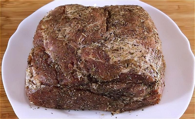 Буженина зі свинини в домашніх умовах: класичні рецепти буженини в духовці 1