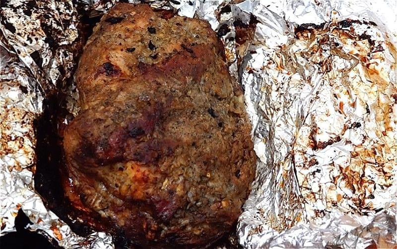 Смачні рецепти свинини запеченої у фользі в духовці 18