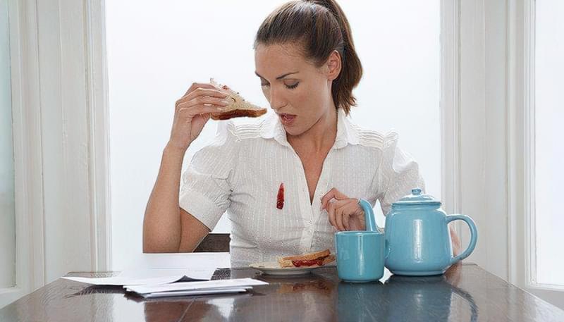Як відіпрати жирну пляму 1